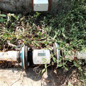 Water Consumption Monitoring @ Aditya Campus